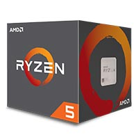 AMD Ryzen 5 1600X Boxed Processor