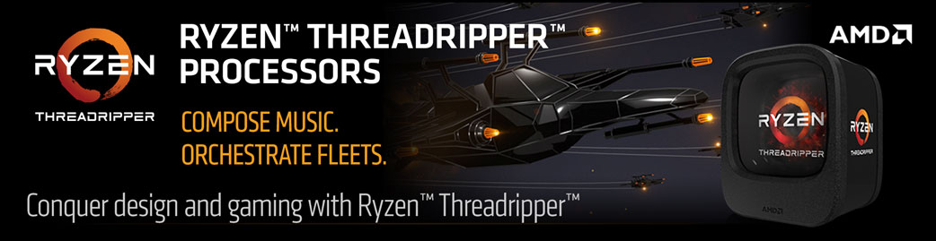AMDThreadripper Processors - Get Yours