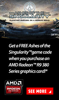 AMD. Ashes of Singularity.
