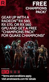 AMD RADEON. Quake.