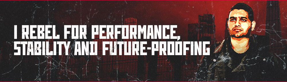 AMD RX500 Performance & Stability Banner