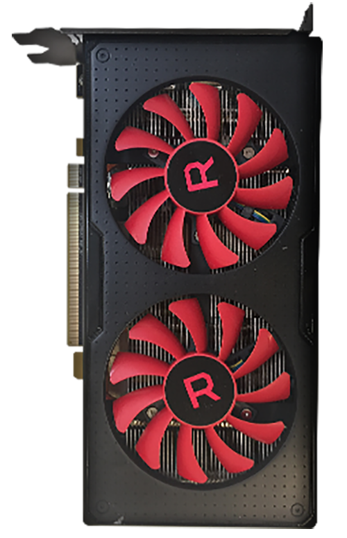 AMD Radeon RX 380-Series Graphics Card