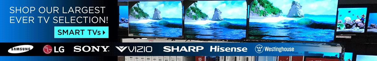 Shop Smart TVs