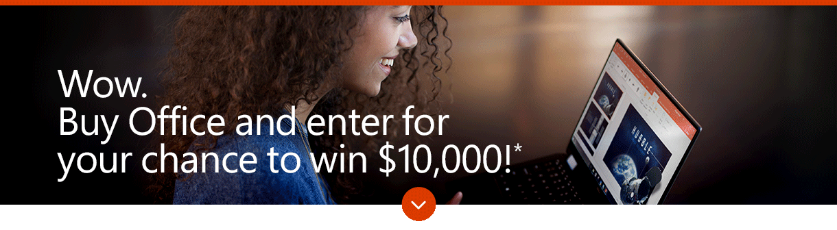 Microsoft Office 2017 Sweepstakes