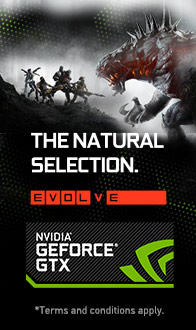 JOIN THE HUNT. Experience Evolve!