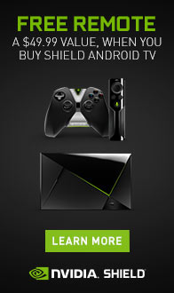 NVIDIA Shield Multiplayer Sale.