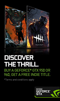 NVIDIA. Discover the Thrill.