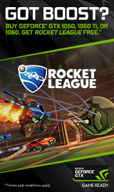 NVIDIA. GOT BOOST? Rocket League