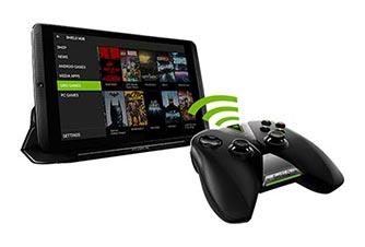 Shield Tablet Gamer Built