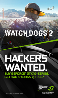 NVIDIA. Watch Dogs 2