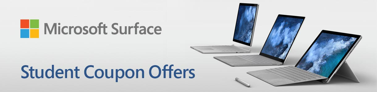 Exclusive student coupons micro center microsoft surface student coupon offers fandeluxe Gallery