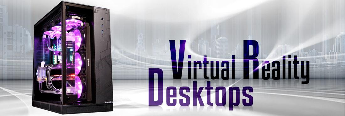 Virtual Reality Desktops