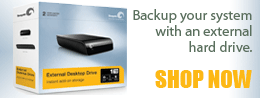 External Hard Drives - Shop Now
