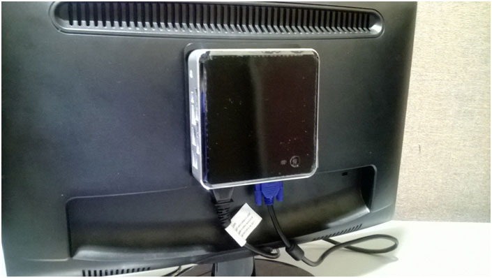 Micro Center How To Mount An Intel D34010wyk Nuc To A