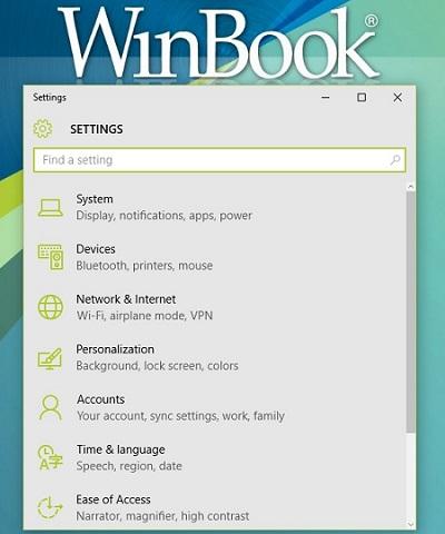 Windows 10 System Properties from Start Menu