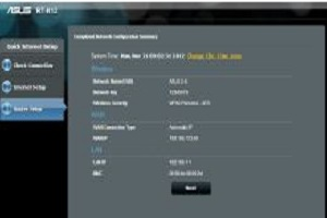 how to set up wifi password asus