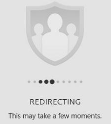 ESET Redirecting
