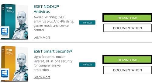 ESET NOD32, ESET Smart Security