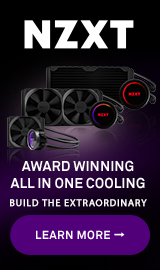 NZXT. Award winning all-in-one cooling. Build the extraordinary.