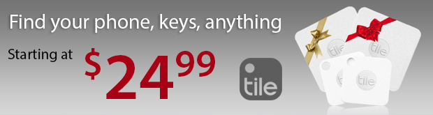 tile. Find your phone, keys, anything.