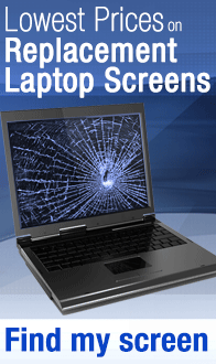 Replacement Laptop Screens