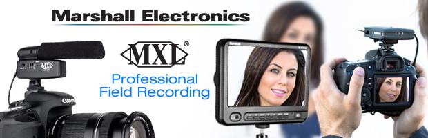 MXL Camera Accessories