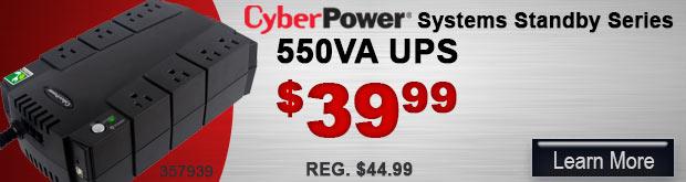 CyberPower SX550G