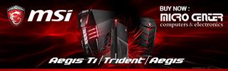MSI Aegis T1/Trident/Aegis