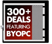 300 Plus Deals featuring Build Your Own