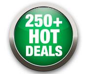 300 Plus Hot Ad Deals