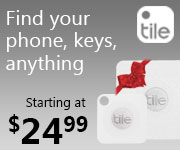 Tile - Find your phone, keys, anything - Starting at $24.99