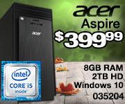 Acer Aspire $399.99