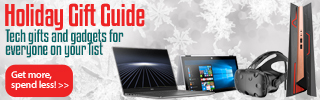 Tech Gifts & Gadgets For Everyone On Your List