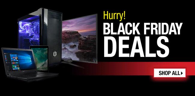 Black Friday Deals - SHOP ALL
