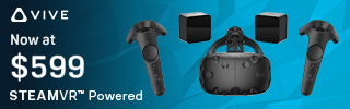 VIVE - Now at $599