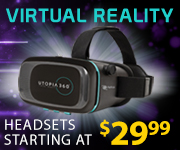 ReTrak VR Systems Starting at $29.99