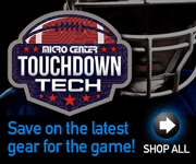 Touchdown Tech - Save on all the latest fear for the game!