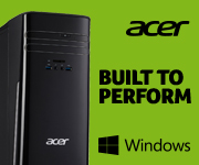 Acer - Built to Perform