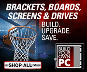 Brackets. Boards. Screens & Drives. Build Your Own PC - Shop Now