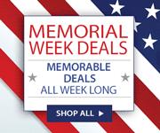 Memorial Week Deals