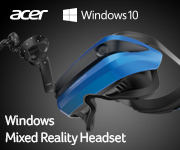 Acer Windows Mixed Reality Headset - $299.99