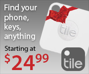 Find your phone, keys, anything. Tile - Starting at $24.99