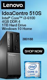 Lenovo IdeaCentre 510S Desktop Computer