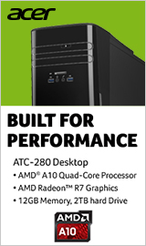 Acer ATC-280. Built for Performance