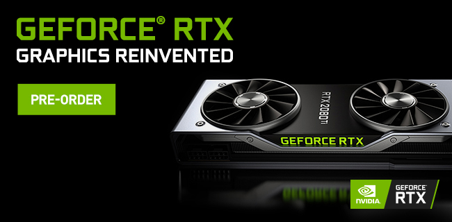 Discover NVIDIA GeForce RTS Graphics Reinvented