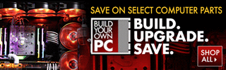 Save on select computer parts - SHOP ALL