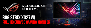 ASUS Strix XG27VQ Full HD Curved Gaming Monitor