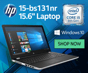 HP 15-bs131nr 15.6 inch Laptop - Shop Now!