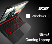 Acer Nitro 5 Gaming Laptop with Windows 10. Shop Now!