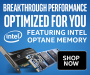 Breakthrough Performance Optimized for You: Featuring Intel Optane Memory - Shop Now